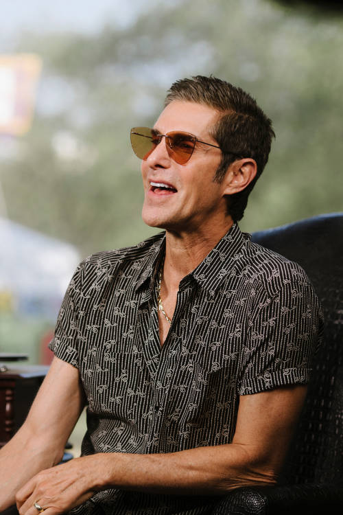 Interview with Perry Farrell