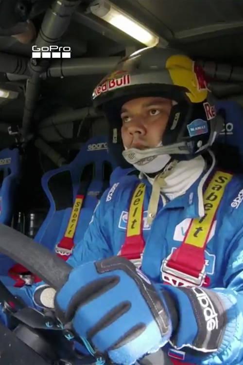 Kamaz Meets WRC