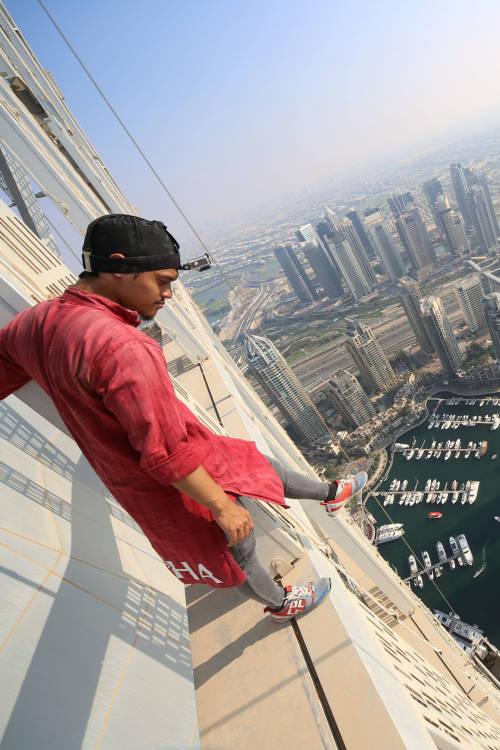Escape From Dubai WTC