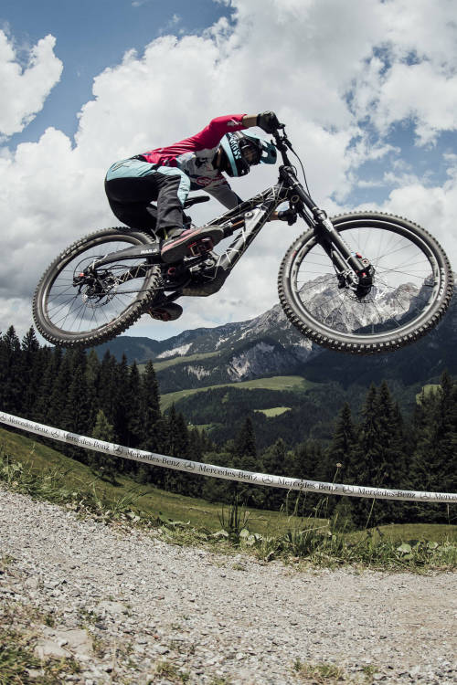Women's 3rd Place Run – Leogang