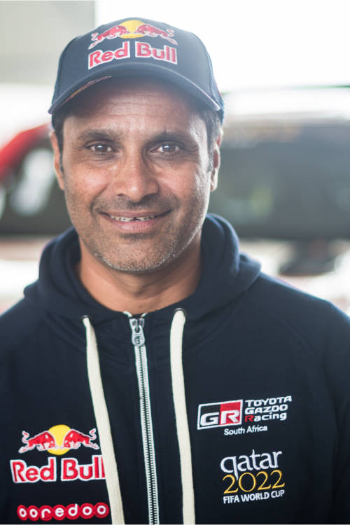Nasser Al-Attiyah profile