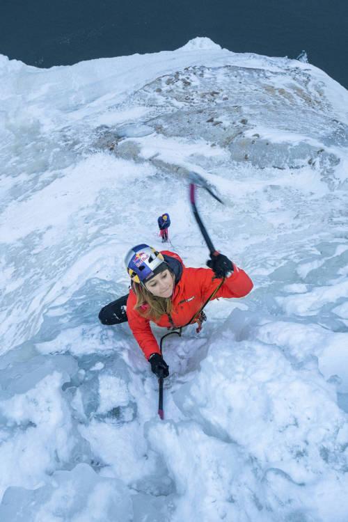 Superior Ice Climbing