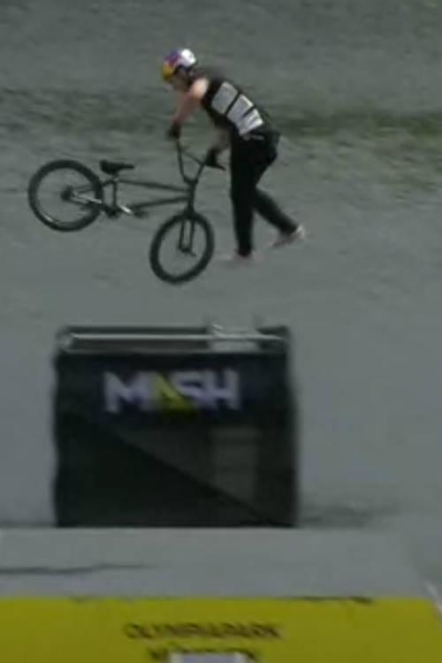 Kostya Andreev's best BMX Park run