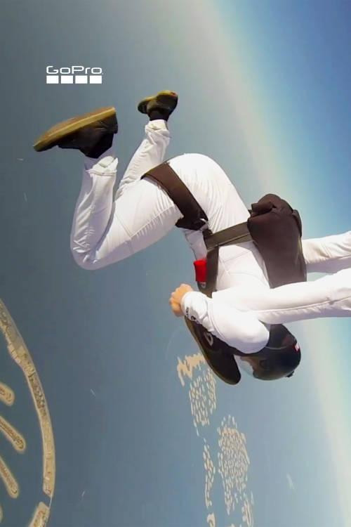 Synchronized Skydive