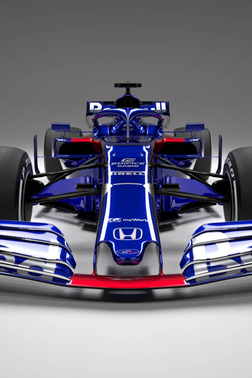 Launch of the STR14