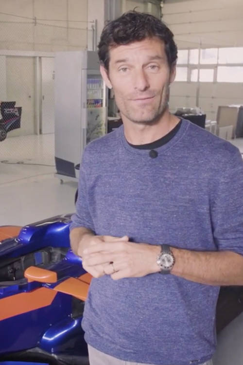 Red Bull Ring track guide with Mark Webber