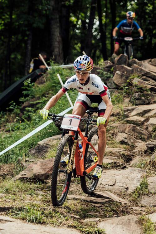Best of Women's XCO Action – Val di Sole