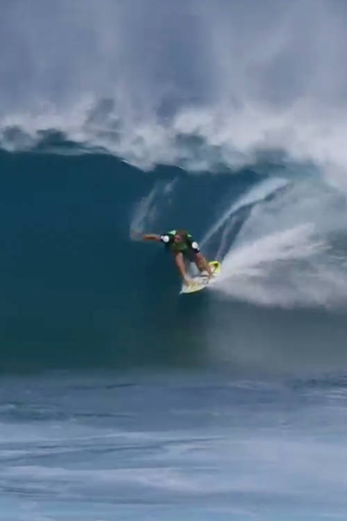 Best Waves Day 2 – Anthony Walsh 9.43