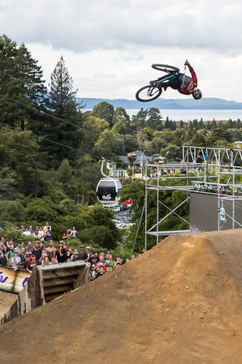 Nicholi Rogatkin's Winning Run – Rotorua
