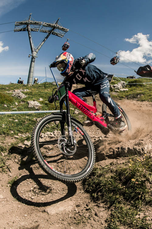 Men's DHI Highlights – Lenzerheide