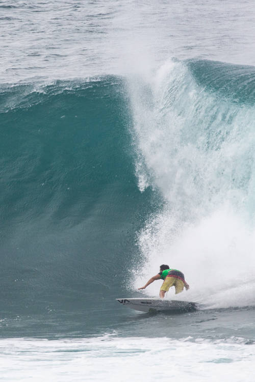 Makuakai Rothman's best wave of day 2