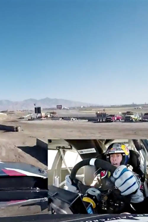 Travis Pastrana's course preview