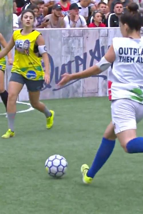 Women's final - Brazil vs Italy