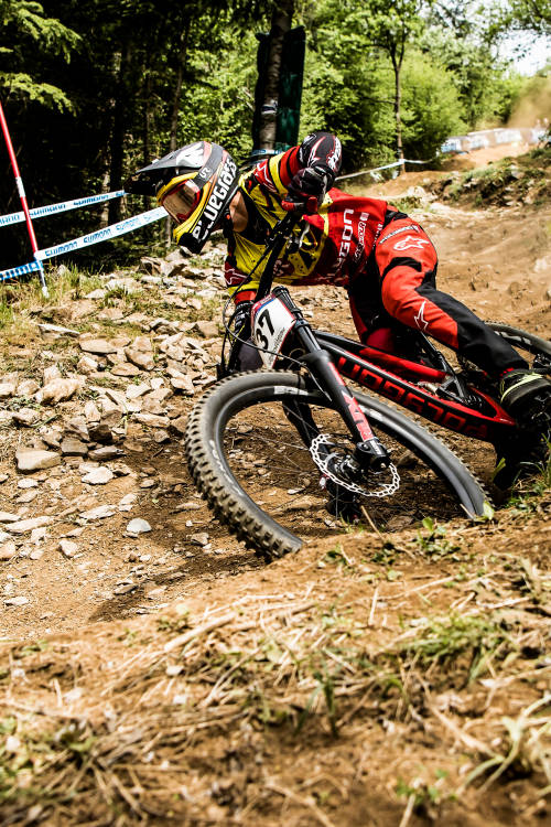Men's DHI Highlight – Lourdes