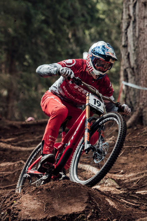 Gee Atherton's run – Val di Sole