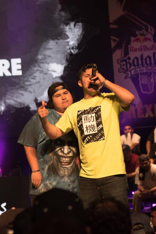 México: Cainef vs Jony Beltran