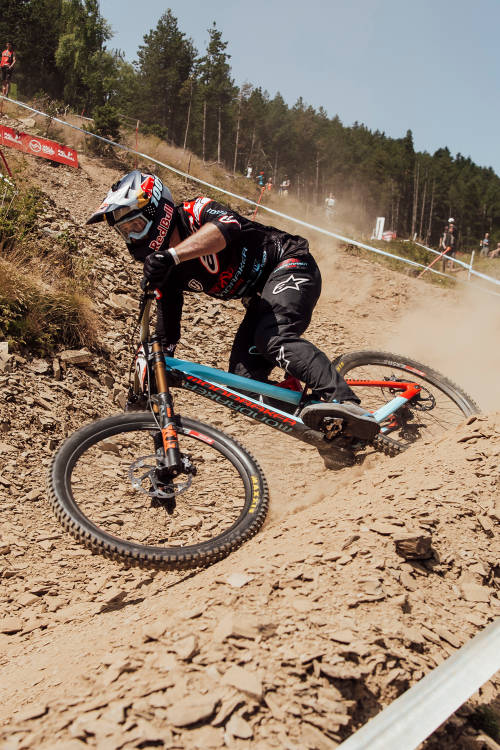 Men's 3rd place run – Vallnord