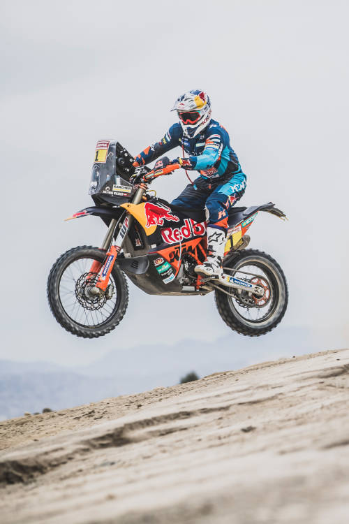Stage 1 – Dakar Daily (ES)