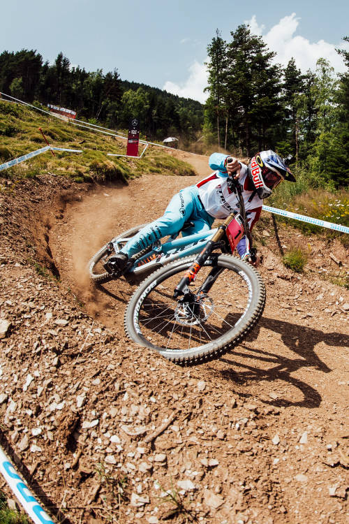 Women's DH highlights from Vallnord