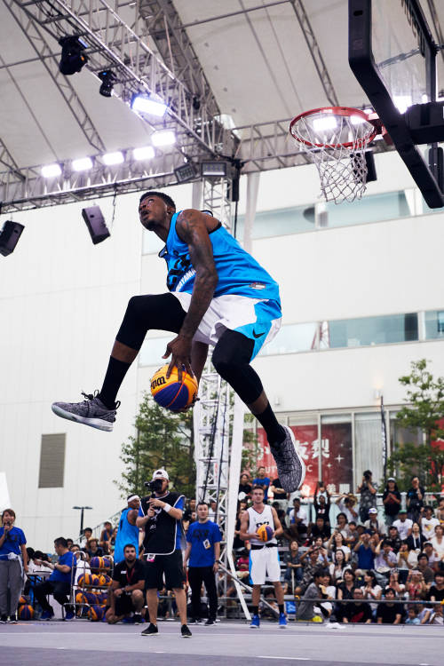 Utsunomiya Masters dunk contest highlights