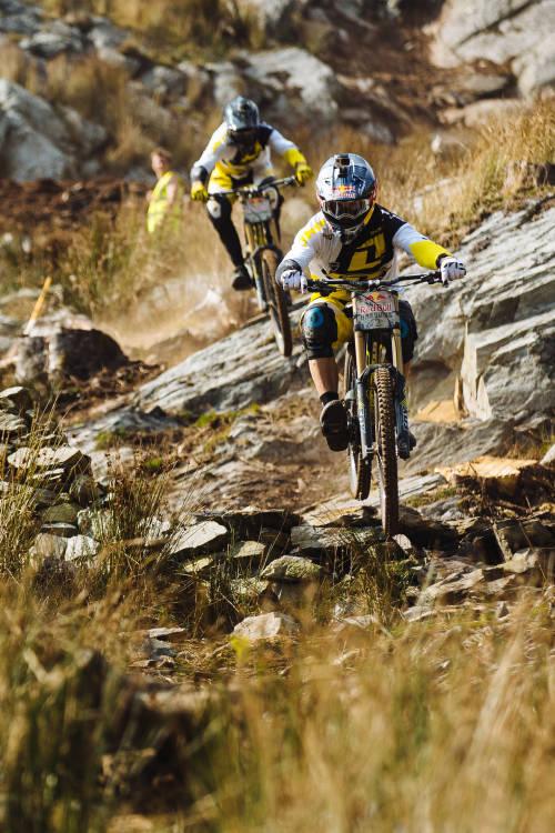 Downhill MTB in Wales