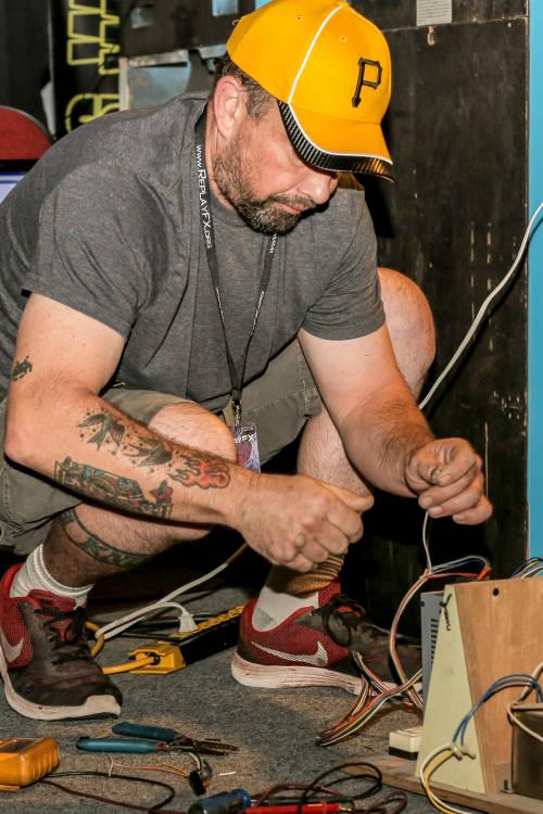 Donkey Kong Mechanic