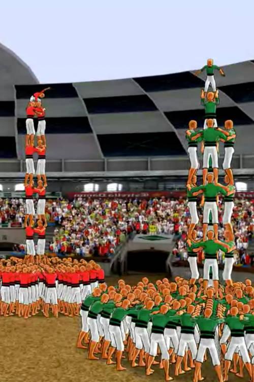Tarraco Arena Plaza