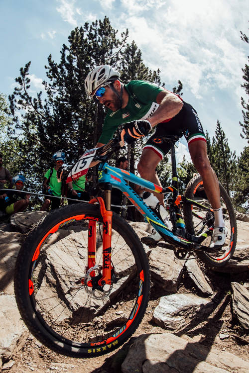 Men's XCO highlights from Vallnord