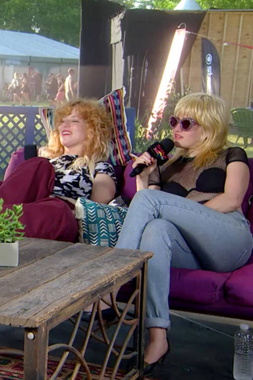 Interview: Deap Vally