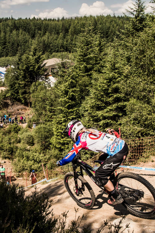 Best of Women's DHI: Fort William