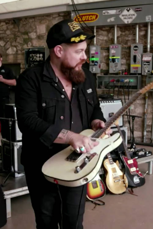 Gearheads: Nathaniel Rateliff
