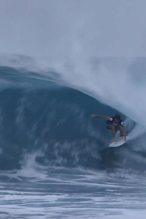 Best Waves Day 3 – Cam Richards 9.83 + 10.00