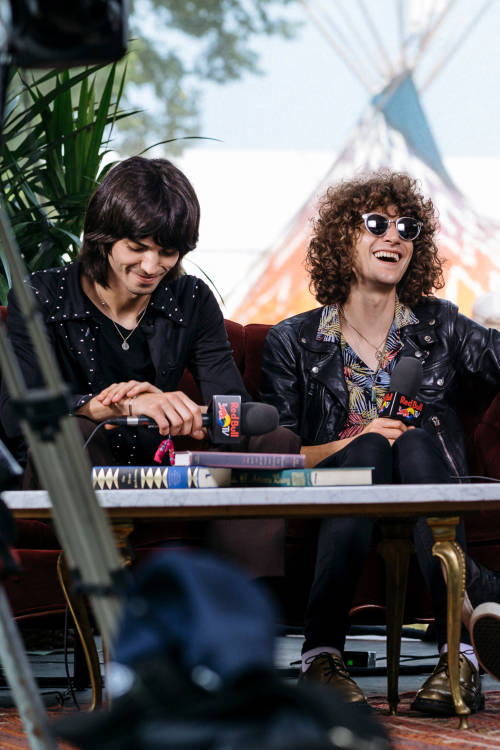 Interview: Temples