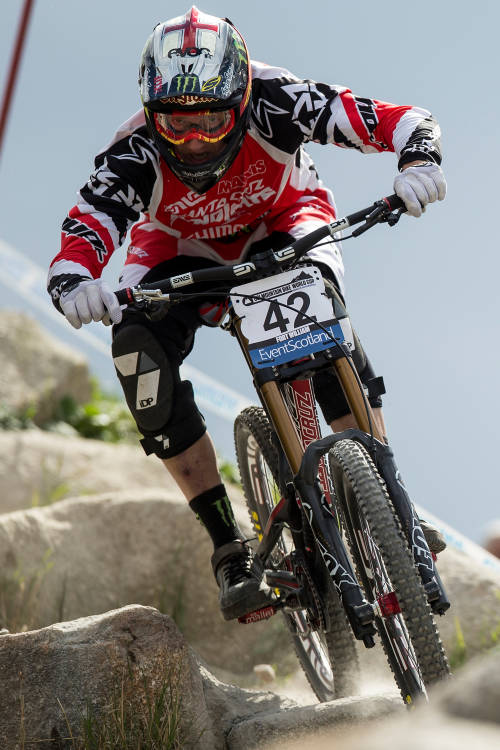 Steve Peat Profile