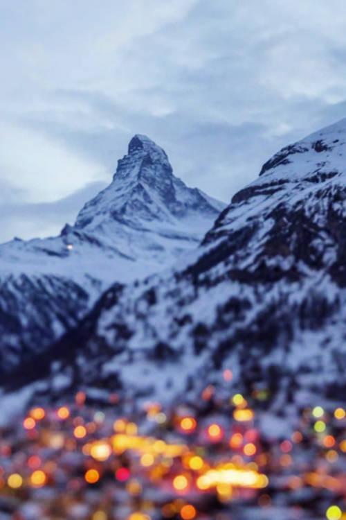 Matterhorn in Timelapse