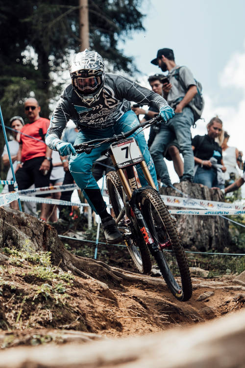 Val di Sole DH highlights