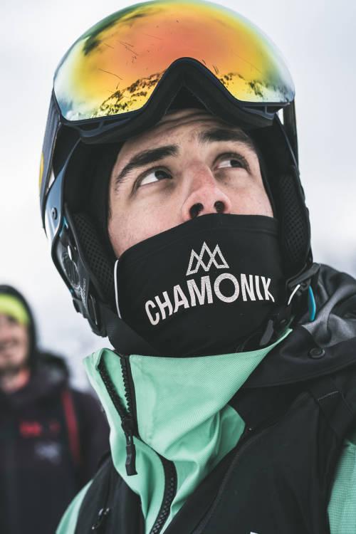 Léo Slemett's POV ski run – Andorra