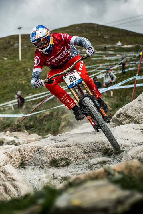 Gee Atherton's Run – Fort William