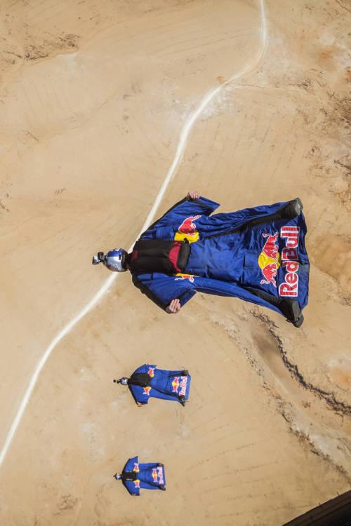 Petra BASE Jump