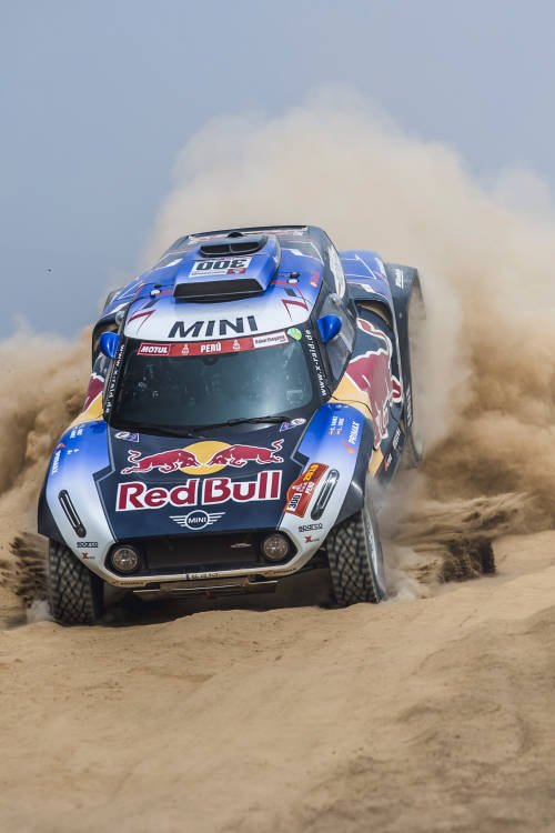 Preview show – Dakar Daily (ES)