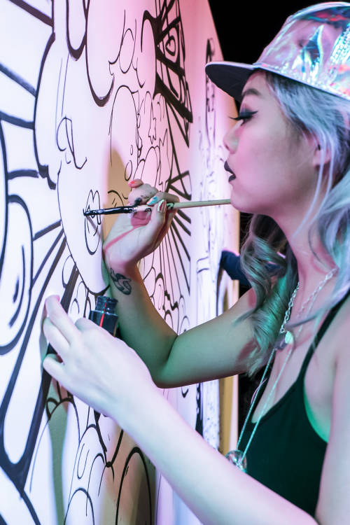 Anatomy of an Experience: Street Art Battle