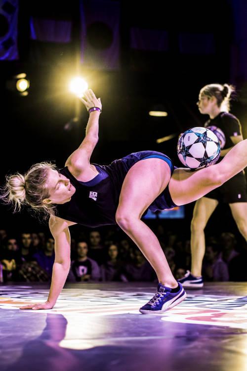 Aguska vs Laura – Women's semi-final #1