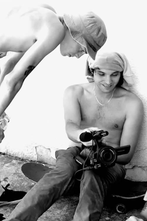 Filming photobook