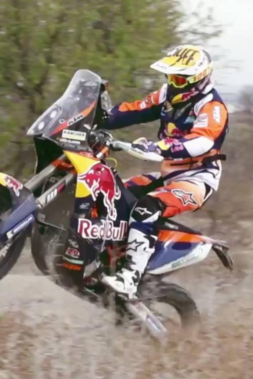 Navigating Dakar with Jordi Viladoms