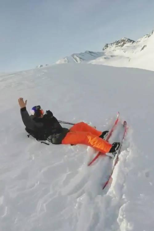 Victor de Le Rue – Snowboarding POV I