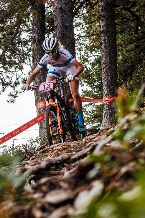 Best of Vallnord: Women's XCO