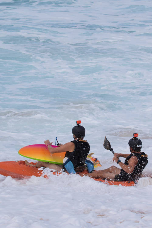 Tandem Kayaks and Pipeline