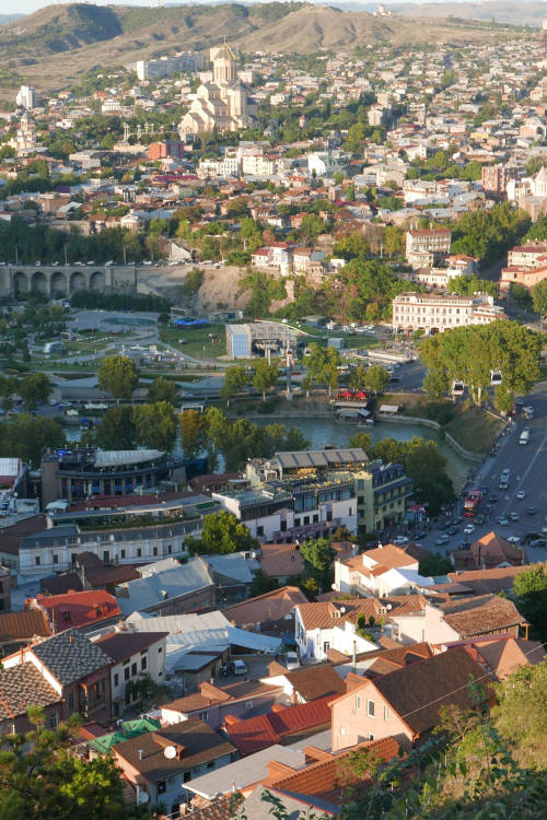 Fun facts about Tbilisi