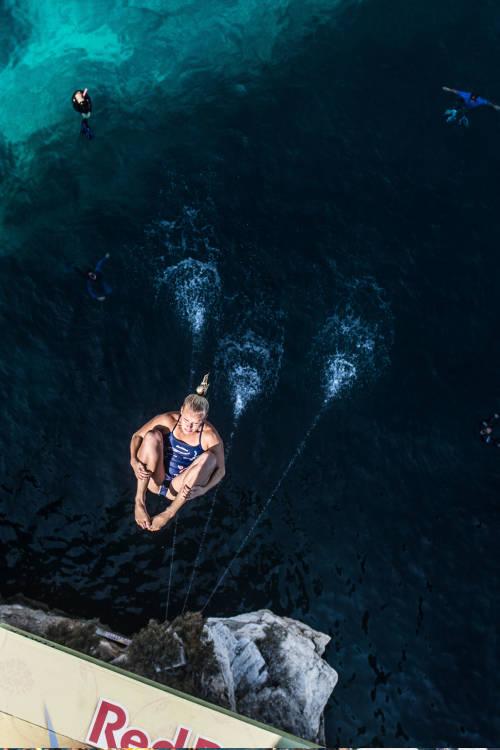 Rhiannan Iffland's winning dive – Italy
