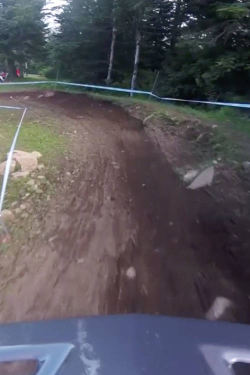 Men's DH POV, Mont-Sainte-Anne